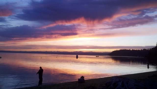 Olympic peninsula fly fishing blog for Puget sound fly fishing