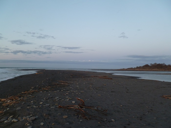 Mouth of the Elwha River