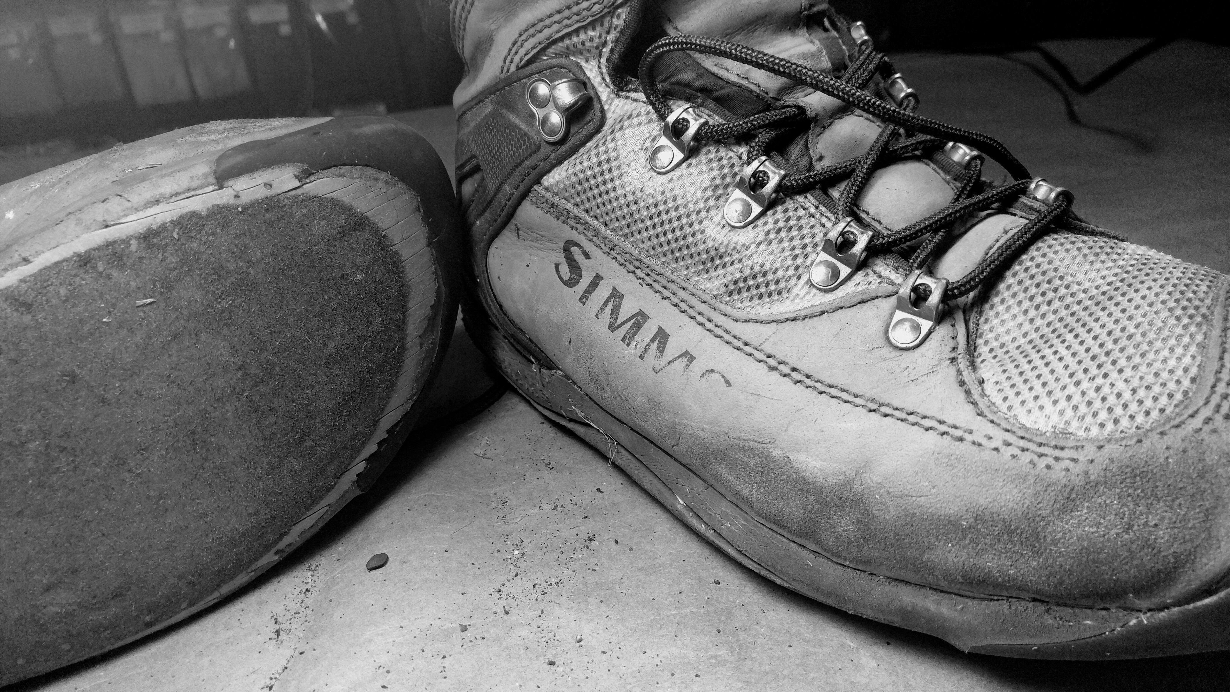 Simms G3 Guide Boot: 800 miles later