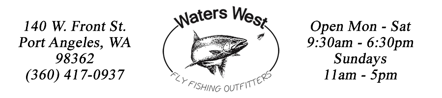 Olympic Peninsula Fly Fishing Blog