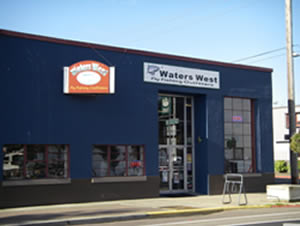 Waters West in Port Angeles, WA