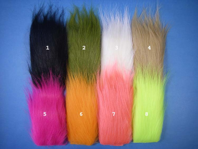 Extra select craft fur waters west fly fishing for Furry craft