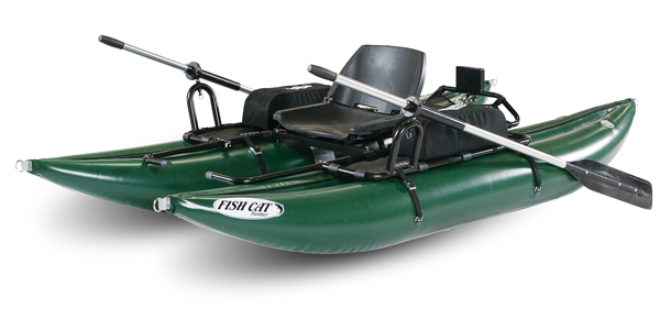 Pontoons waters west fly fishing outfitters port for Fly fishing pontoon boats